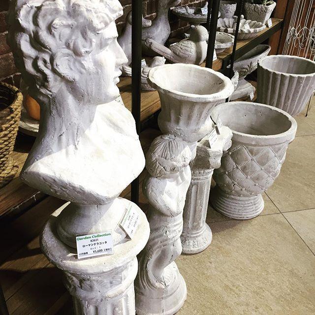 #ショールーム見学 #東洋石創さん東洋セキソウさんの新しい展示室にお邪魔してきました。#庭の仕事#庭の材料#ガーデン雑貨