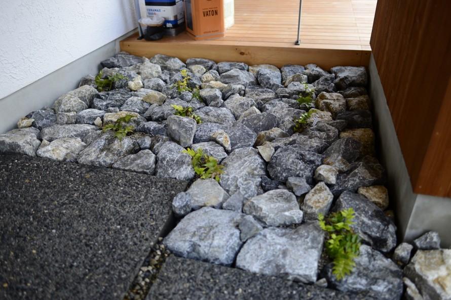 近江石 ツバメカフェ